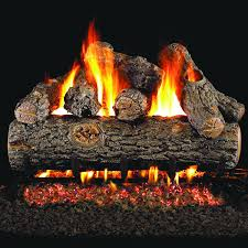 peterson real fyre 48 inch golden oak designer plus outdoor log