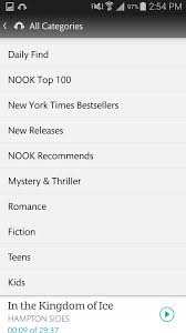My Barnes Noble Account Nook Audiobooks Android Apps On Google Play