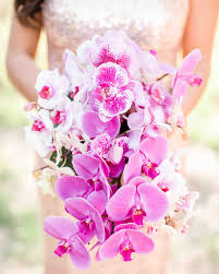 orchid bouquet 16 impressive orchid wedding bouquets martha stewart weddings