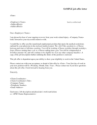 awesome collection of sample letter of request for job offer for