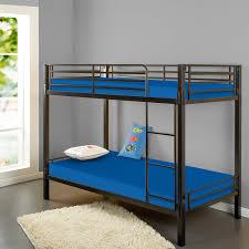 Blue Twin Bed by Zinus Memory Foam 5 Inch Youth Mattress Twin Blue