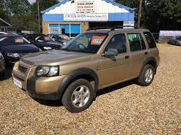 range rover 1999 used land rover freelander petrol for sale motors co uk