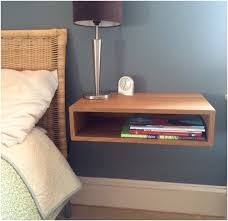 Wooden Bedside Bookcase Shelving Display Shelves Wonderful Excellent Decoration Walnut Floating Shelves