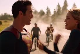Seeking Trailer Season 2 Supergirl Season 2 Trailer Superman Arrives Deadline