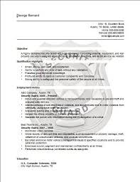 Sample Resume Of Security Guard by Security Guard Resume Sample Format Security Guard Resume Samples