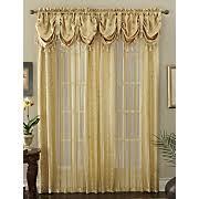 Shimmer Sheer Curtains Window Treatments Curtains Draperies Seventh Avenue