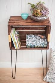 best 25 wood crate table ideas on pinterest crate table wood