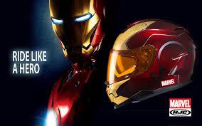 Iron Man House Ride Like Iron Man Hjc Motorcycle Helmets Richmond Honda House