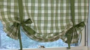 Sewing Window Treatmentscom - how to make no sew window treatments u2013 monkeysee videos