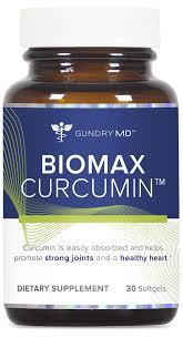 biomax curcumin gundry md