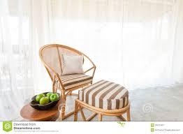 meubles en bambou meubles en bambou de rotin photographie stock libre de droits