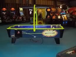 used coin operated air hockey table flash air hockey og20 jpg 1525863223520