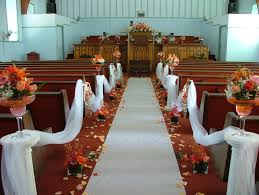 church wedding decoration ideas church wedding decorations ideas banita