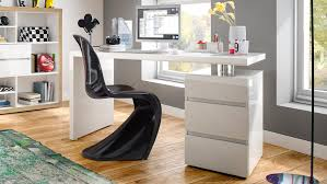 Schreibtisch Hochglanz Grau Schreibtische Günstig Und Versandkostenfrei Maximal Möbel