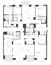4 Unit Apartment Building Plans Oh I See Their Family Room As Being Kids Play Room And Then