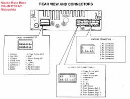 2000 mazda protege radio wiring diagram wiring diagram and schematic
