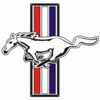 mustang logo ford mustang brands of the vector logos and