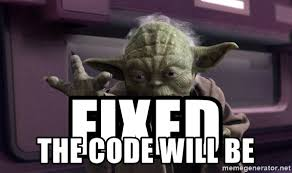 Meme Generator Yoda - fixed the code will be yoda force push meme generator