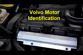 engine serial number location on block volvo 850 s70 v70 xc70
