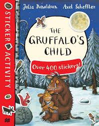 the gruffalo u0027s child sticker book amazon co uk julia donaldson