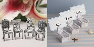 miniature chair place card holders chairblog eu