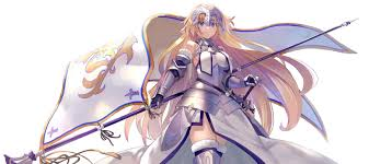Joan Of Arc Flag Joan Of Arc Fate Apocrypha Image 2129982 Zerochan Anime Image