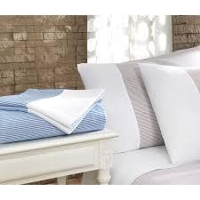 5 Piece Duvet Set Linum Towels Chevas Luxury Stripe 100 Percent Turkish Cotton 5