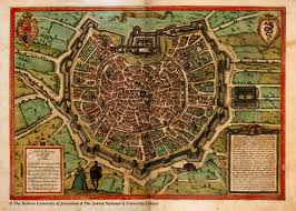Map Italy Cities by Contemporary Maps Of Renaissance Italian Cities Courtesy Of The