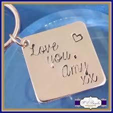 7th wedding anniversary gifts 7th wedding anniversary copper keyring personalised 7th wedding