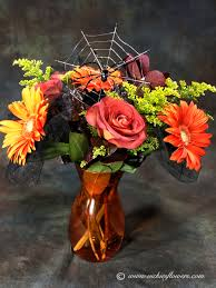 halloween delivery fall halloween thanksgiving flowers centerpieces vickies