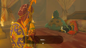 i love pretty much everything about the gerudo in breath of the