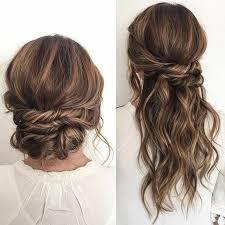 Frisuren Lange Haare Hochgesteckt by Wasserfall Frisur Für Lange Haare Die Restlichen Haare Sind