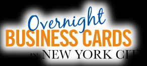 overnight business cards printing new york city 115 west 29th