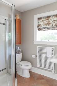 kitchen radiator ideas towel radiator warms a small bathroom transitional bathroom