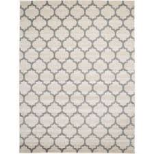 Beige And Gray Area Rugs Safavieh Hudson Shag Ivory Beige 9 Ft X 12 Ft Area Rug Sgh283d 9