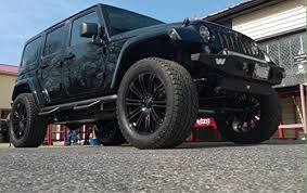 jeep wheels black kmc wheels km677 d2 gloss black jk jeep wheel 20x8 5