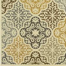 Yellow Area Rug 5x7 by Yellow And Brown Area Rugs Roselawnlutheran