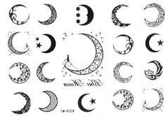just like the moon i go through phases moon