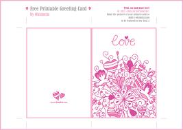 printable greeting card xmasblor