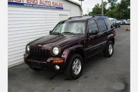 2004 jeep liberty mileage used jeep liberty for sale in richmond va edmunds