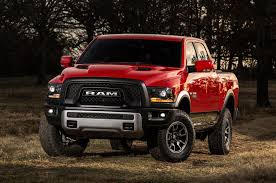 Ford Raptor Competitor - 2015 ram 1500 rebel first look