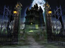 how to decorate a haunted house for halloween haunted house scene ideas home design ideas