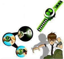 christmas ben 10 ten alien force projector watch omnitrix