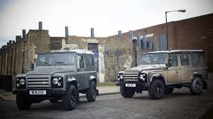 land rover defender 2017 land rover defender thefts are spiking in great britain the drive