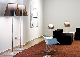 Flos Floor Lamp Flos Spun Light F Floor Lamp Floor Lamp Ktribe F Pliss Cloth