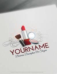 makeup artist online free logo creator online makeup artist logo design
