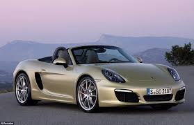 porsche boxster rental from maseratis to porsches the supercars you can hire from