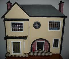 Doll House Furniture Ideas My 1940 U0027s House By Wendy Stephen Dolls U0027 Houses Past U0026 Present