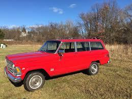 classic jeep wagoneer for sale very rare 1971 jeep custom wagoneer with 1972 factory v8 360 ci