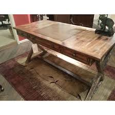 have a question about our bennett x base writing desk
